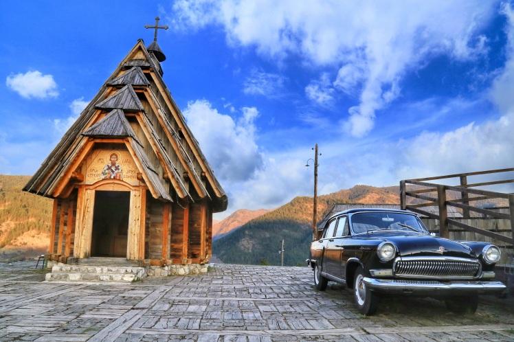 Drvengrad Car 2